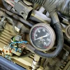 Компрессии двигателя тест механическим путем F12