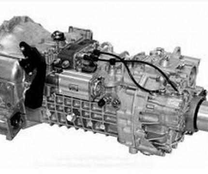 КПП грузовиков Volvo ремонт