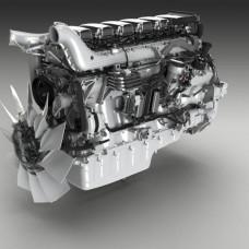 Двигатель грузовика Scania ремонт (капитальный)