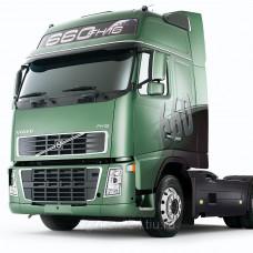 Диагностика топливной системы грузовиков Volvo
