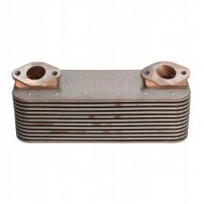 Радиатор масляный (корп. масл. фильтра) с/у MB Actros