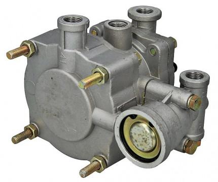 Клапан управления тормозом прицепа с/у