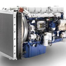 Подушка двигателя передняя замена FH